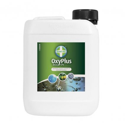 Essentials OxyPlus (H2O2) 12% (Objem hnojiva 5 l)
