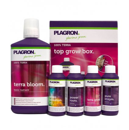 34493 plagron top grow box 100 terra