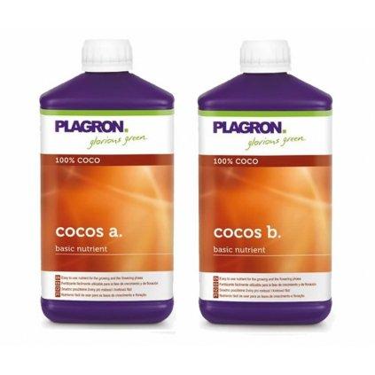 Plagron Cocos (A+B) (Objem hnojiva 5 l)