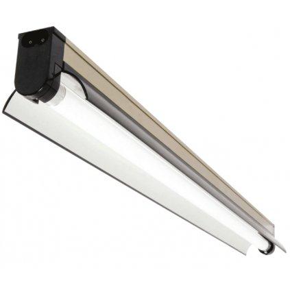 linearni svitidlo + LED zarivka T5 6500K