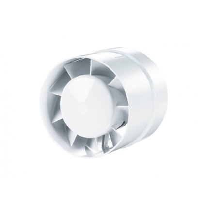 37286 axialni ventilator vko 125 privod a odvod vzduchu