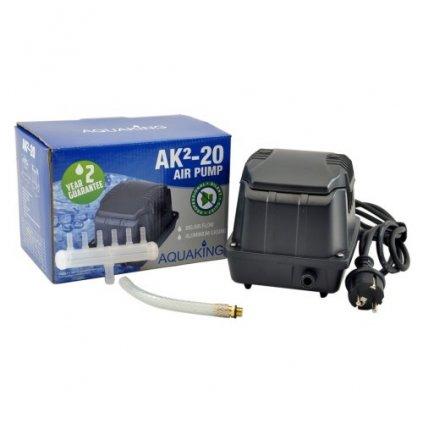 Aquaking ak2-20 vzduchové čerpadlo