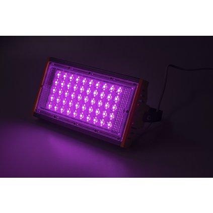 modulovy reflektor 50w pro růst rostlin