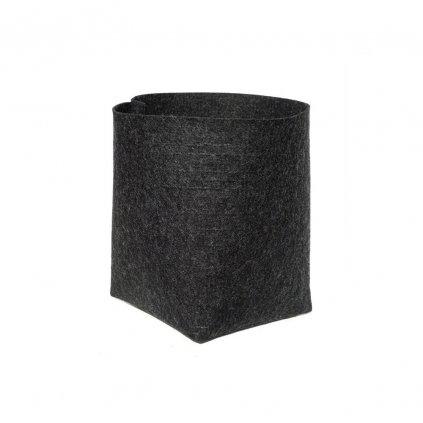 40598 gronest textilni kvetinac 4l ybp