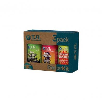 41922 ghe tripack organic ta 3 pack pro organic bloom booster