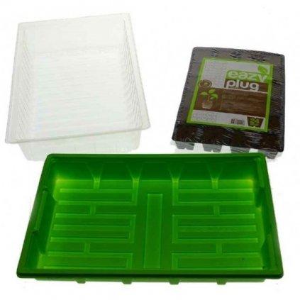 45201 1 hga garden propagator 42 ct24 tray eazy plug