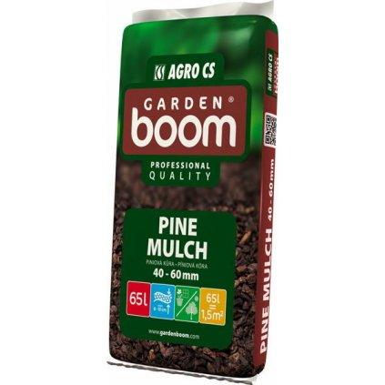 AGRO Garden Boom PINIOVÁ KŮRA 40-60 mm 65 L