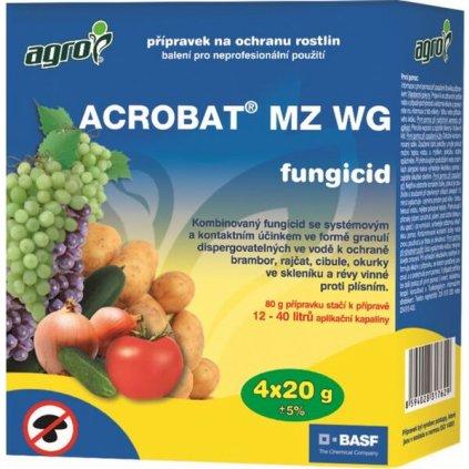AGRO Acrobat MZ WG 4x20 g