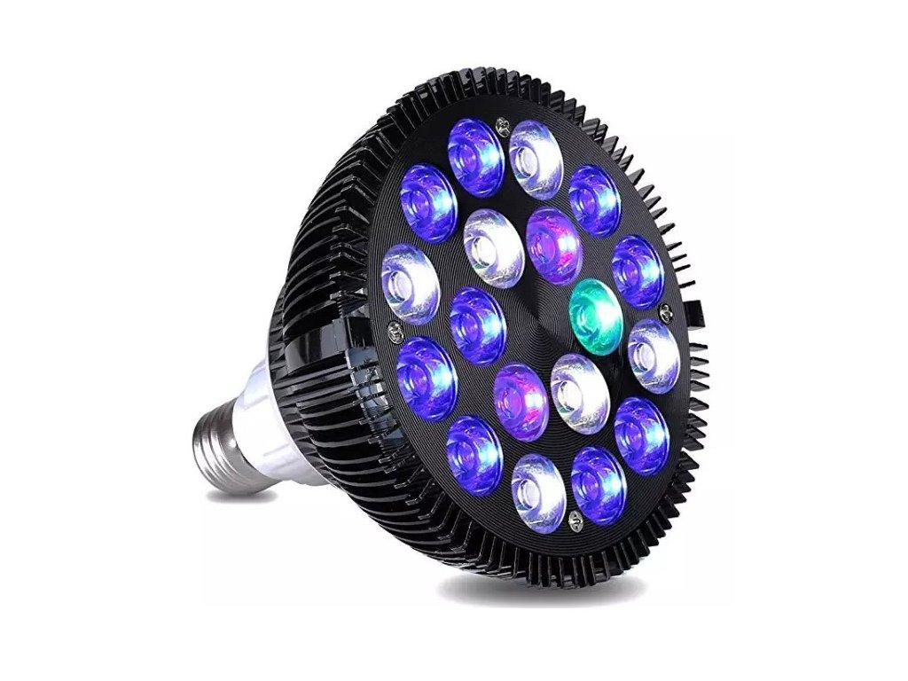 LED zarovka pro osvetleni akvaria