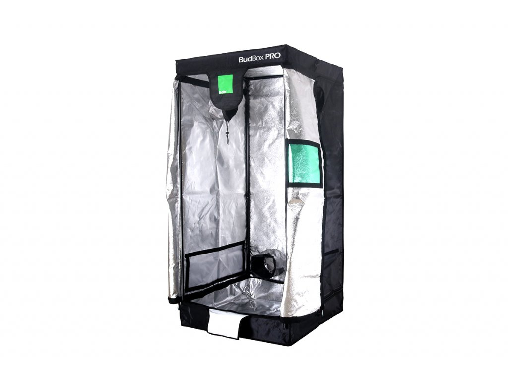 budbox pro grow tent intermediate mylar 75x75x160 1