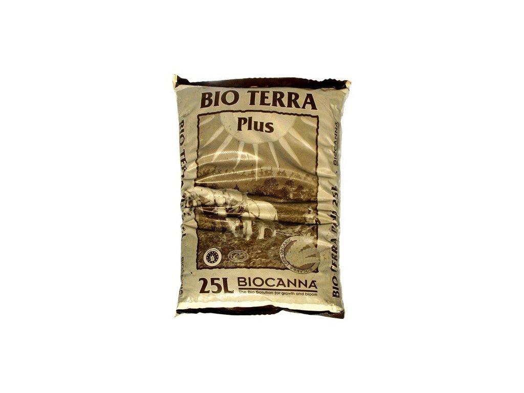 BioCanna BioTerra Plus (Objem substrátu 50 l)