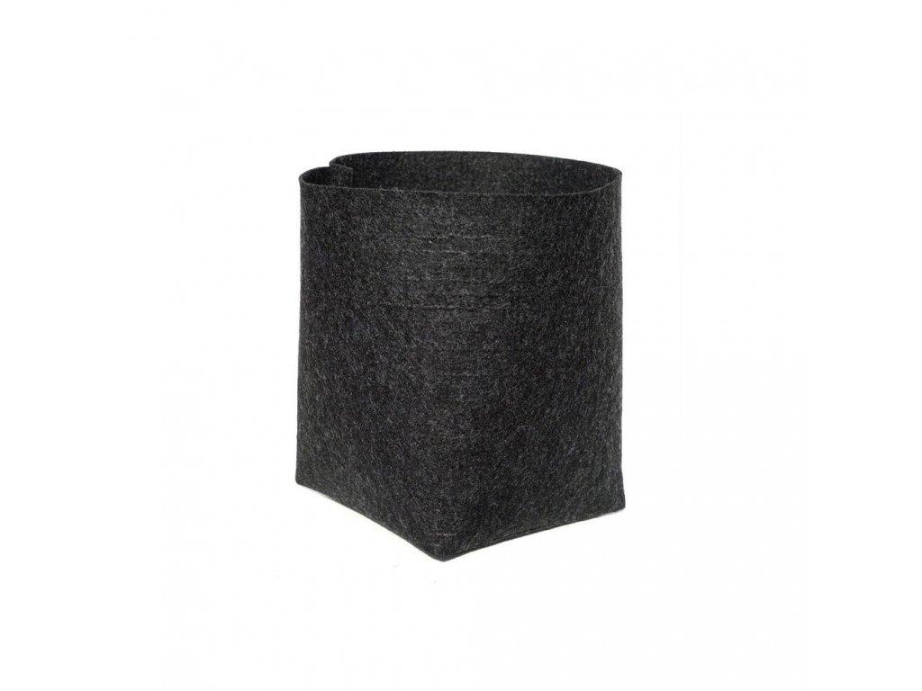 40586 gronest textilni kvetinac 25l ybp