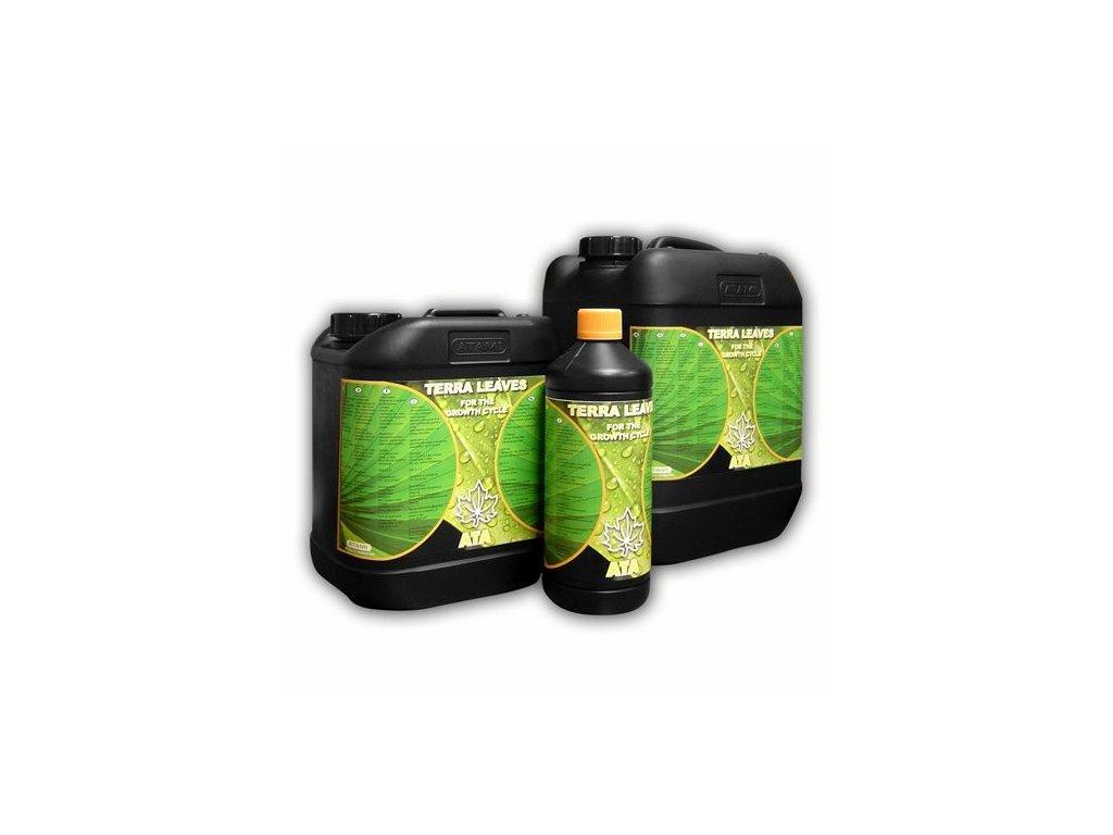 ATAMI ATA Terra Leaves (Objem hnojiva 5 l)