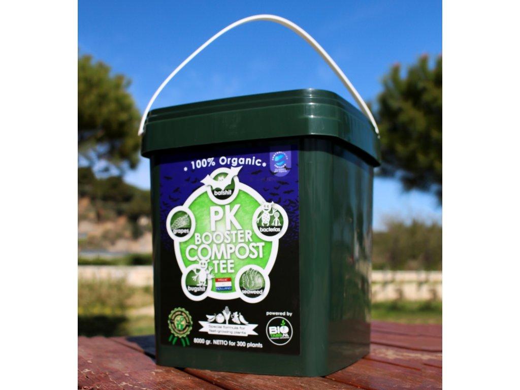 Biotabs PK Booster Compost Tea (Objem hnojiva 9 l)