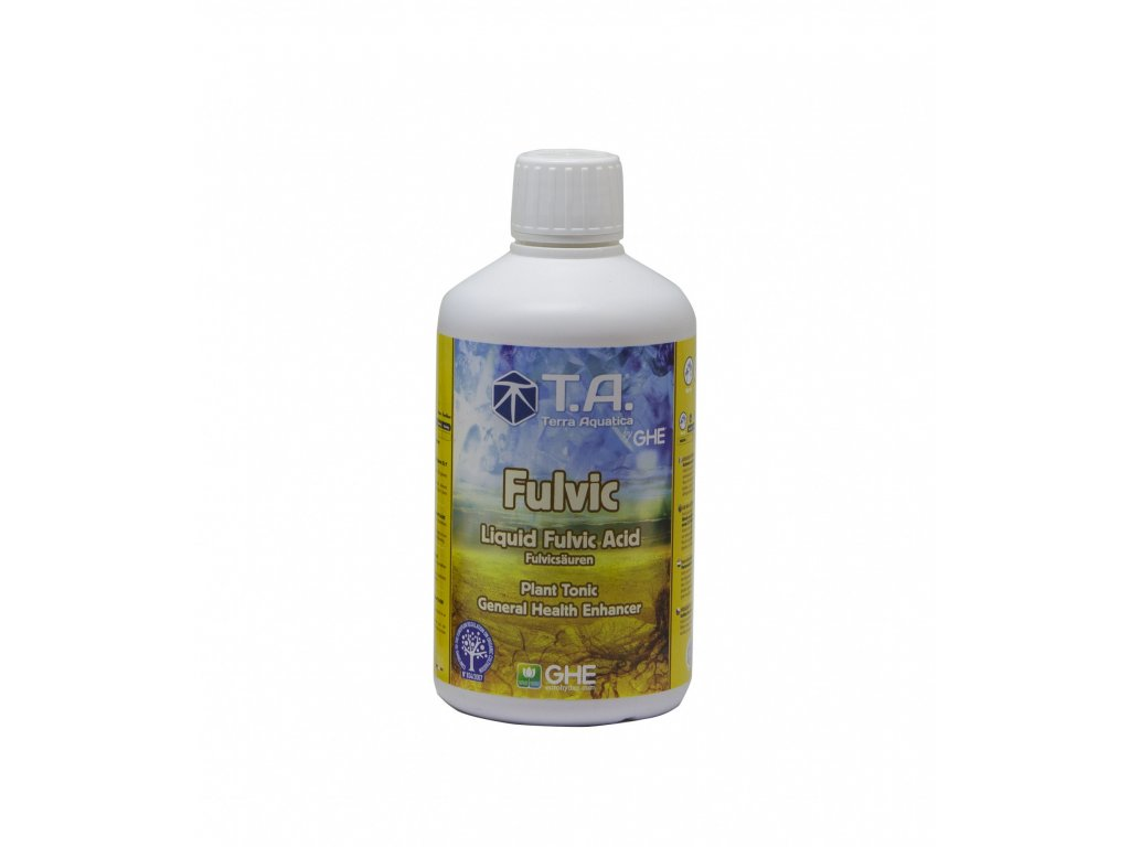 GHE Diamond Nectar (Fulvic) (Objem hnojiva 5 l)