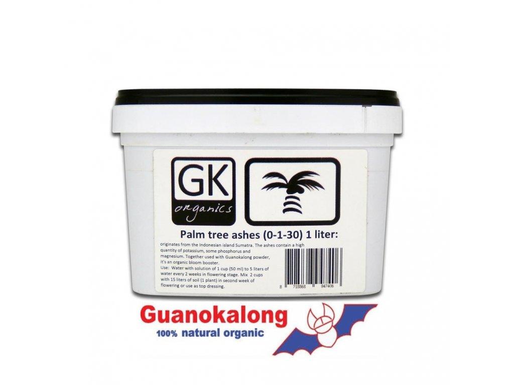 Guanokalong Palm Tree Ash (Objem hnojiva 5 l)