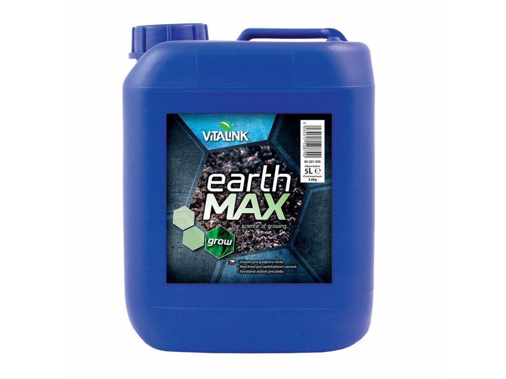 VitaLink Earth MAX Grow (Objem hnojiva 5 l)