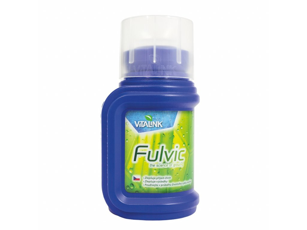 VitaLink Fulvic (Objem hnojiva 250 ml)