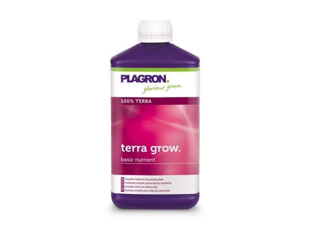 Plagron Terra Grow - růstové hnojivo (Objem hnojiva 5 l)