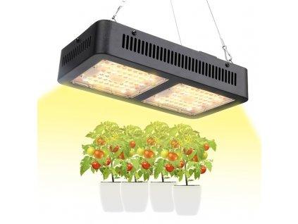 led svetlo 120w pro pěstovani rajcat