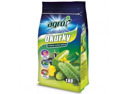 AGRO Organominerální hnojivo pro okurky, cukety
