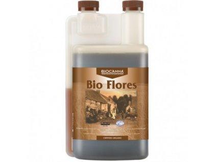 BioCanna BioFlores (Objem hnojiva 500 ml)