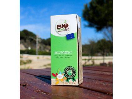 Biotabs Tablety (Objem hnojiva 10 ks)