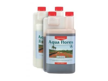 Canna Aqua Flores (A+B) (Objem hnojiva 5 l)