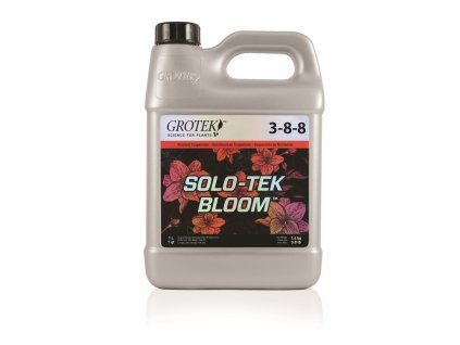 Grotek Solo-tek Bloom (Objem hnojiva 1 l)