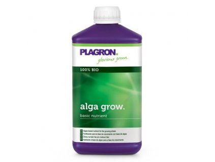Plagron Alga Grow - růstové hnojivo (Objem hnojiva 5 l)