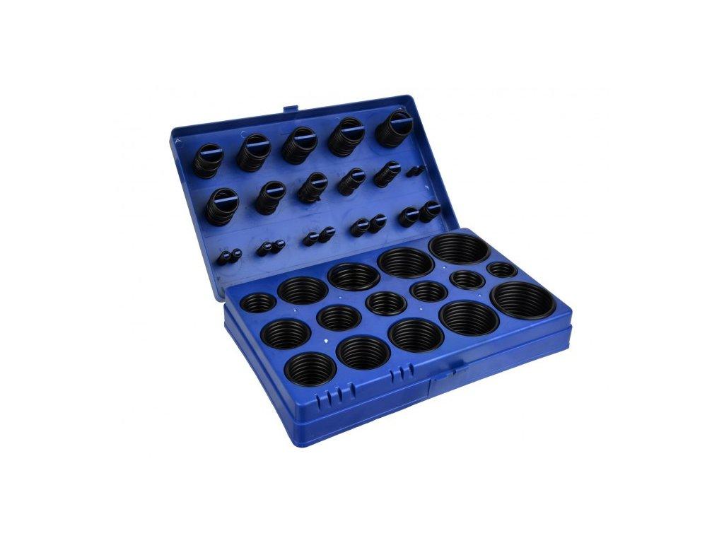 Sada těsnících gumiček 419ks, Geko G02800