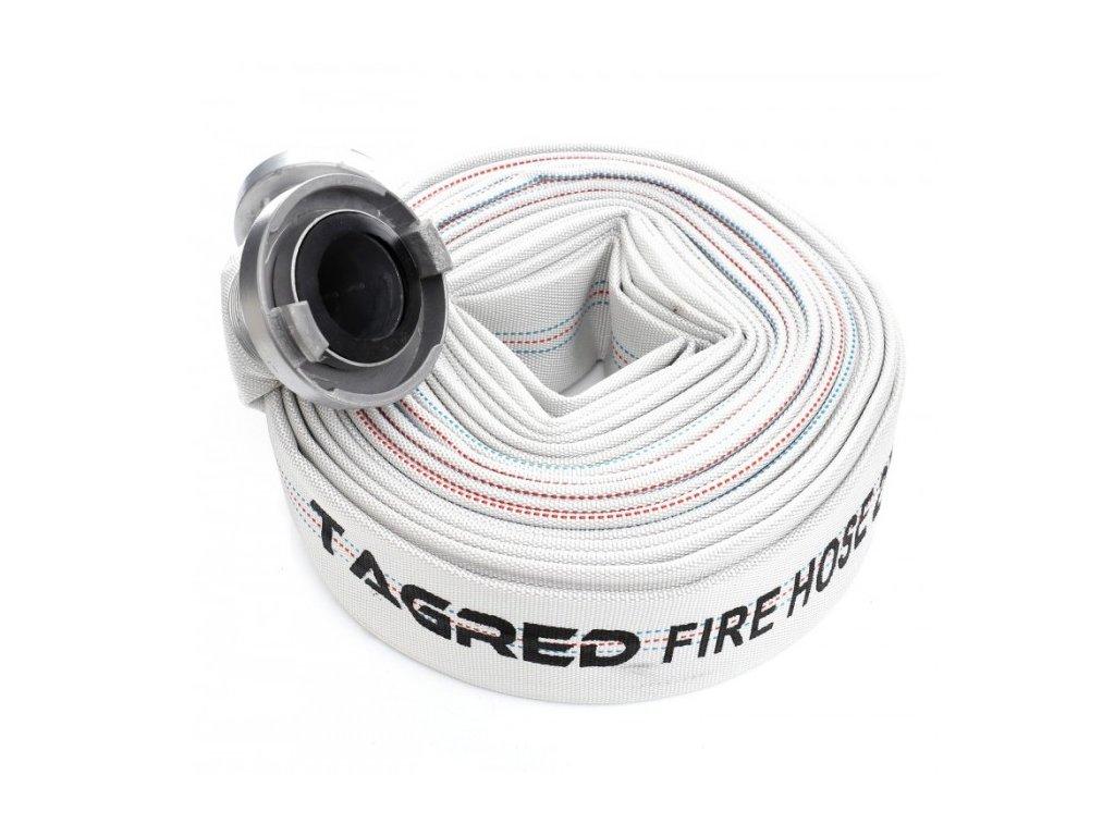 "Požární hadice 1"", 30m s koncovkami, Tagred TA531"