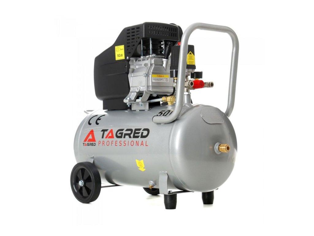 Olejový kompresor 50l, 2,8kW, Tagred TA301N