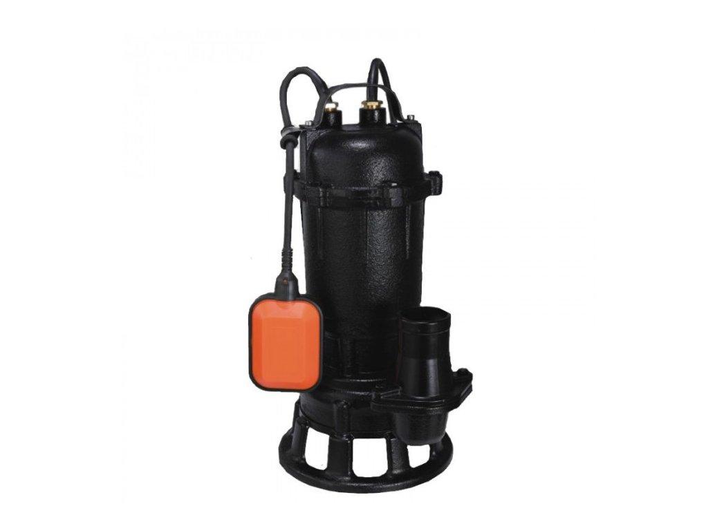 Kalové čerpadlo s drtičem a plovákem, 230V, 3200W, Kraft&Dele KD765