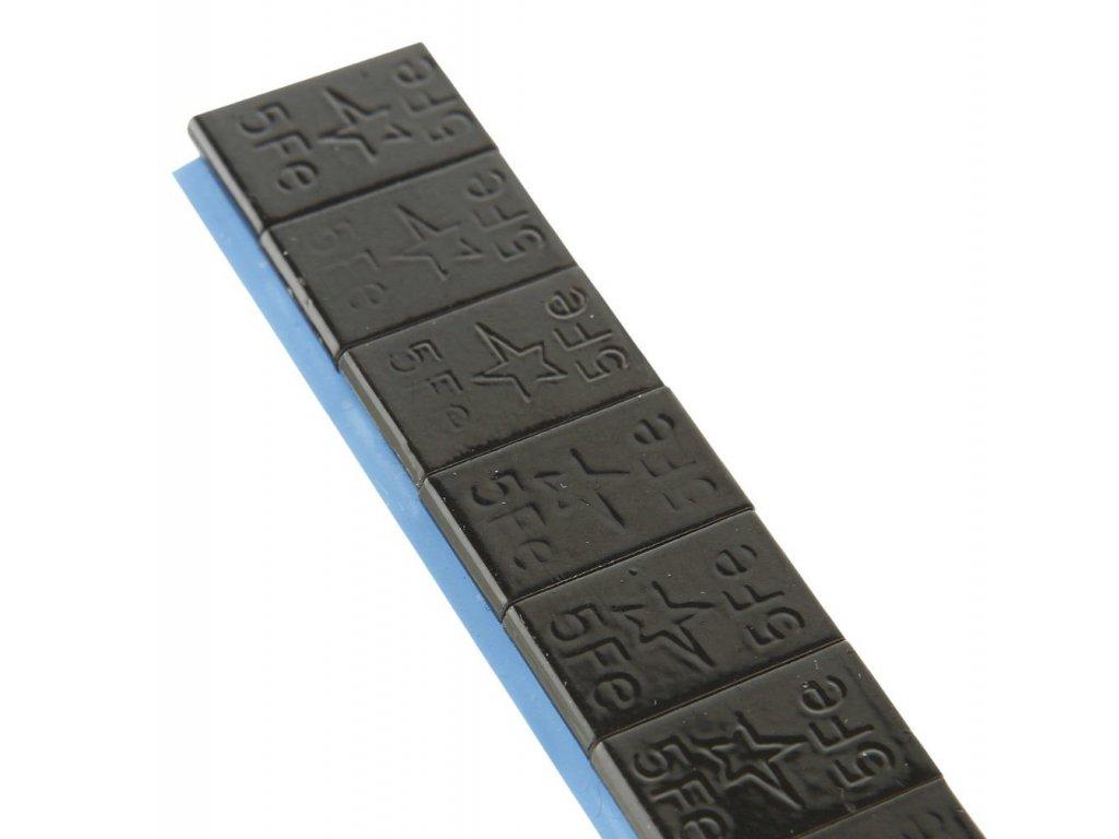 pol pl Ciezarki Klejone Czarne do Felg Aluminiowych FIVESTARS Edgy 12x5g 100 paskow 2722 6