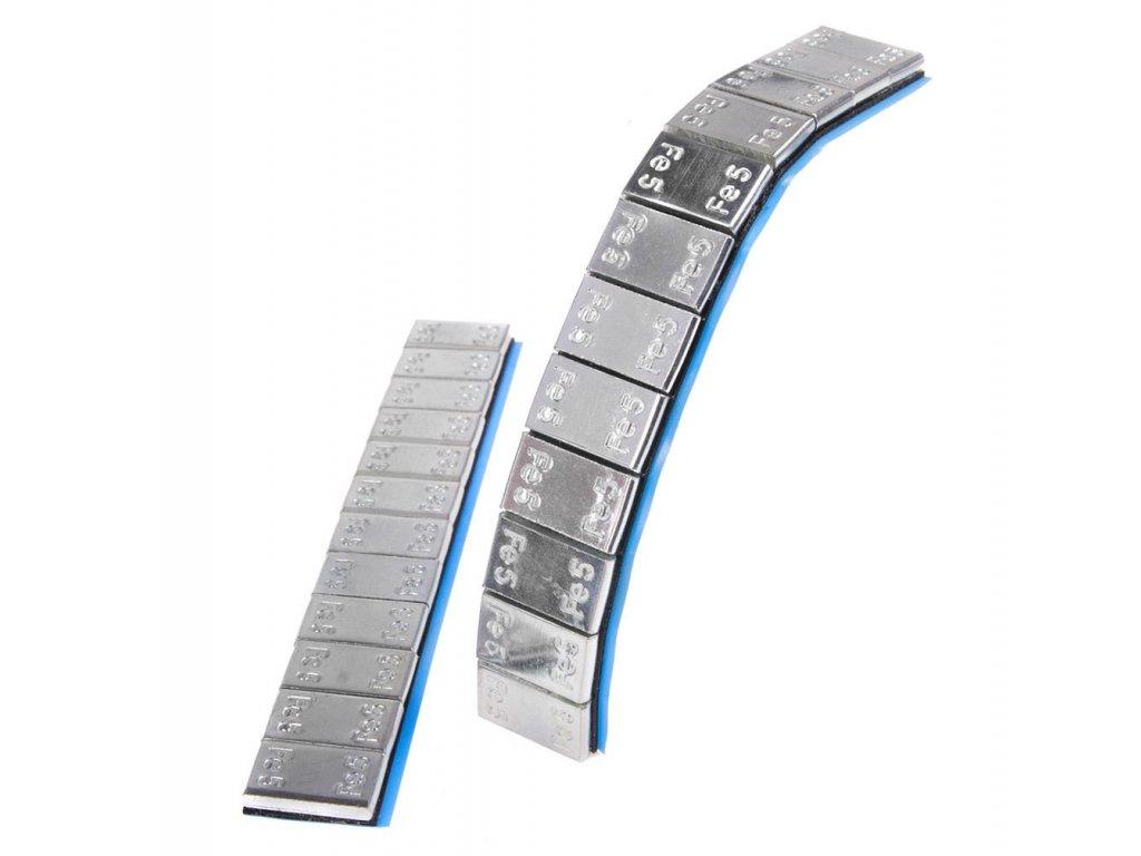 pol pl Ciezarki Klejone Ocynkowane do Felg Aluminiowych 5g x 100 paskow Szeroka Tasma Edgy 2535 1