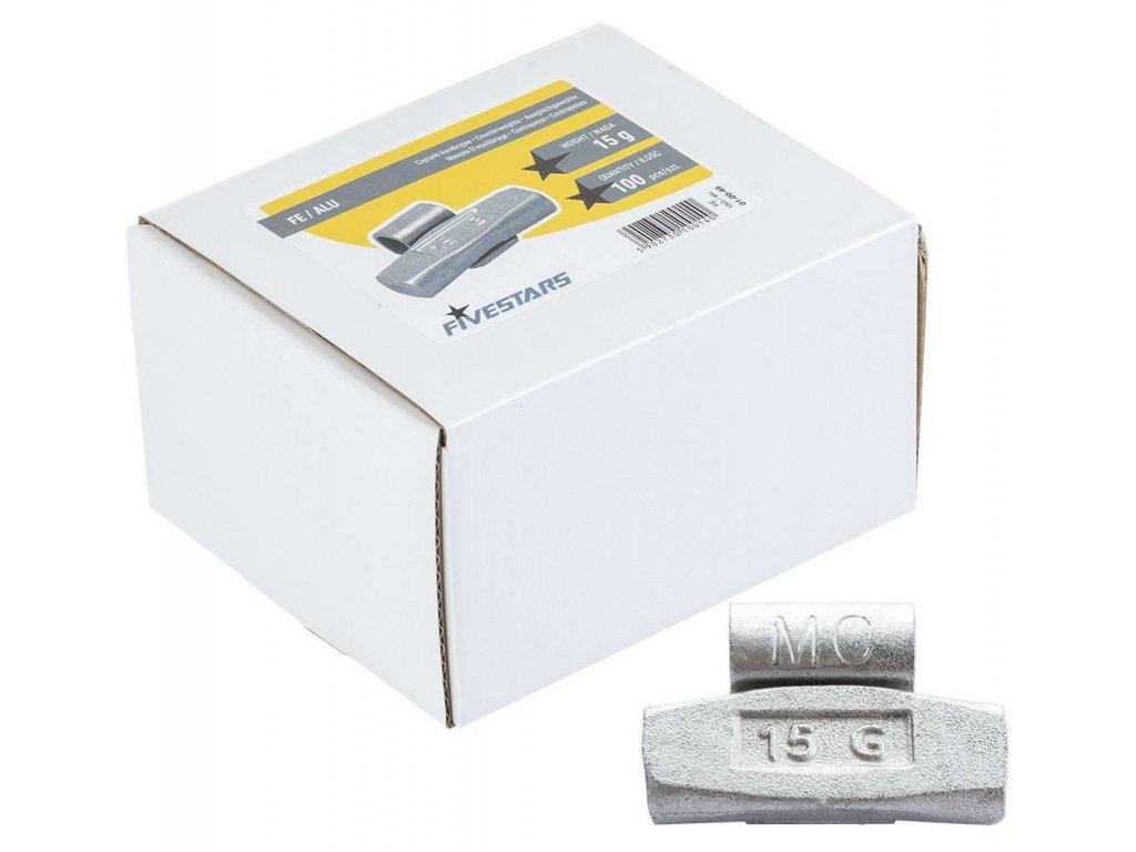 pol pl Ciezarki do felg aluminiowych nabijane FIVESTARS FE ALU 15G 498 1