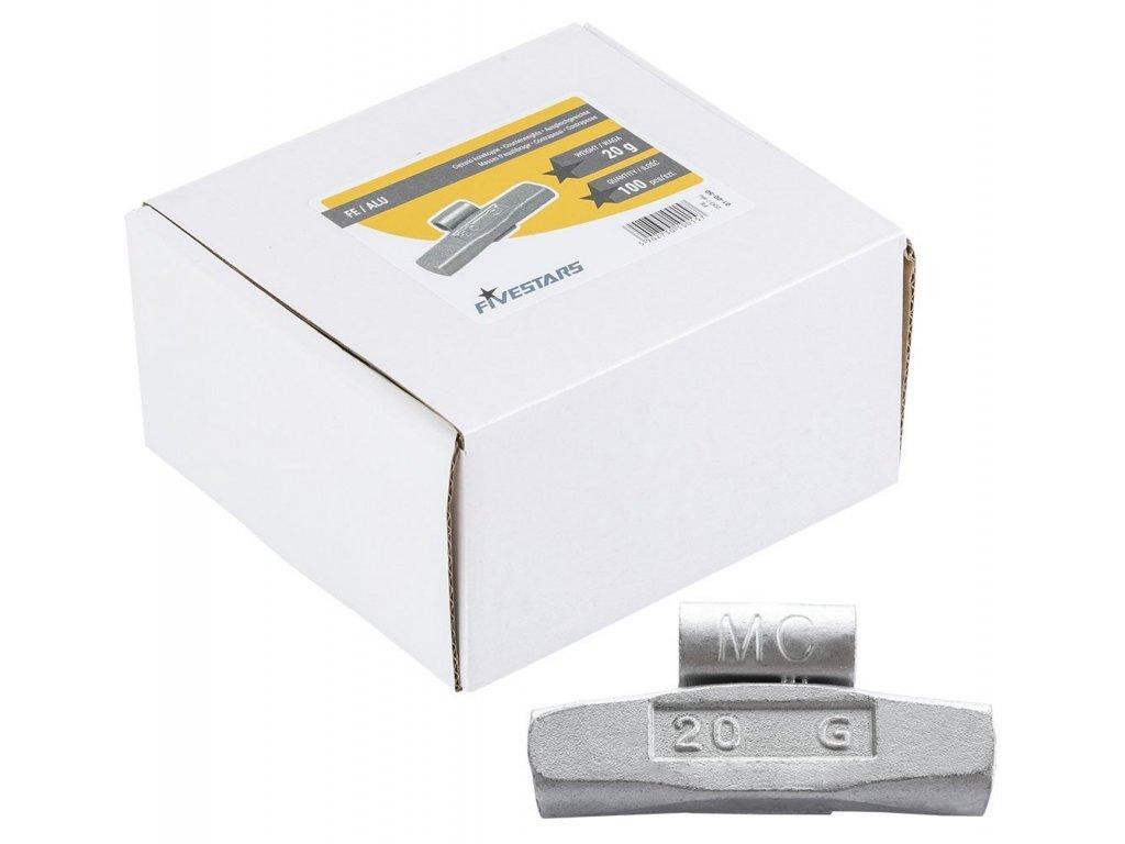 pol pl Ciezarki do felg aluminiowych nabijane FIVESTARS FE ALU 20G 499 1