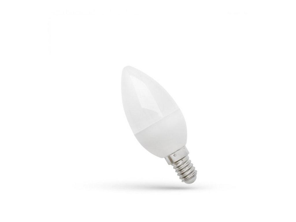 LED žárovka E14 4W 310lm studená bílá