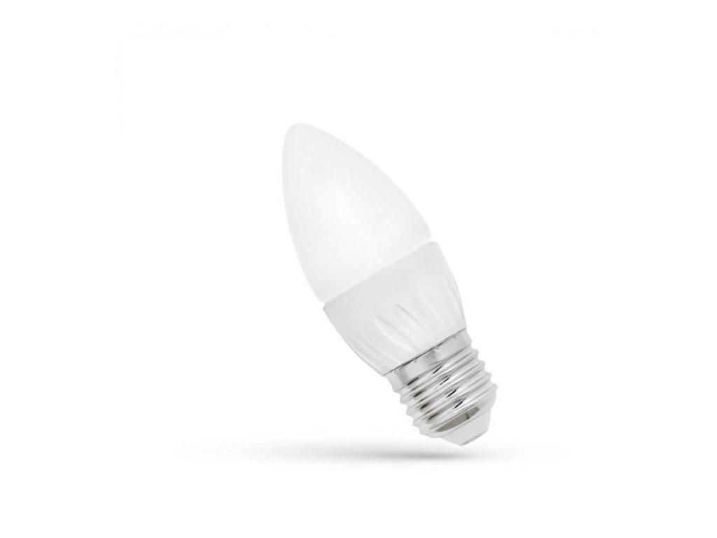 LED žárovka E27 4W 300lm teplá bílá