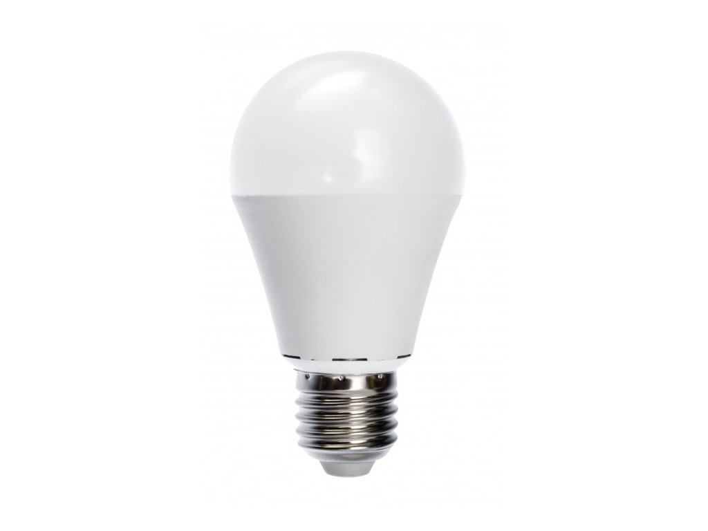 LED žárovka GLS E27 4W 320lm studená bílá