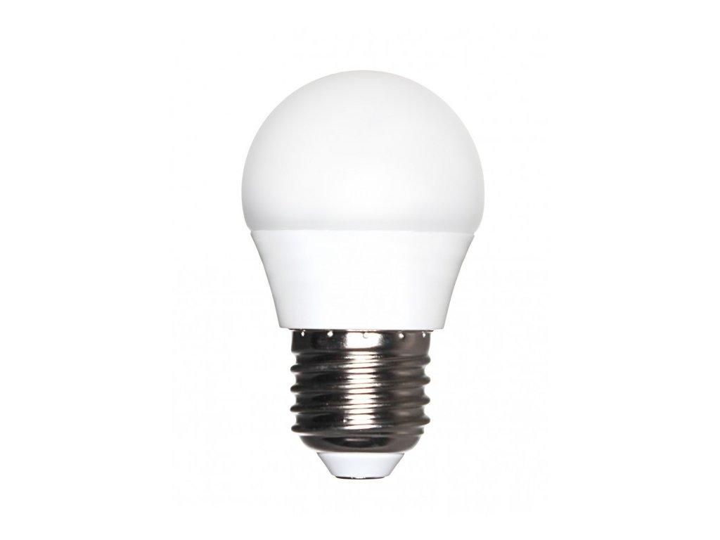 LED žárovka E27 6W 480lm teplá bílá