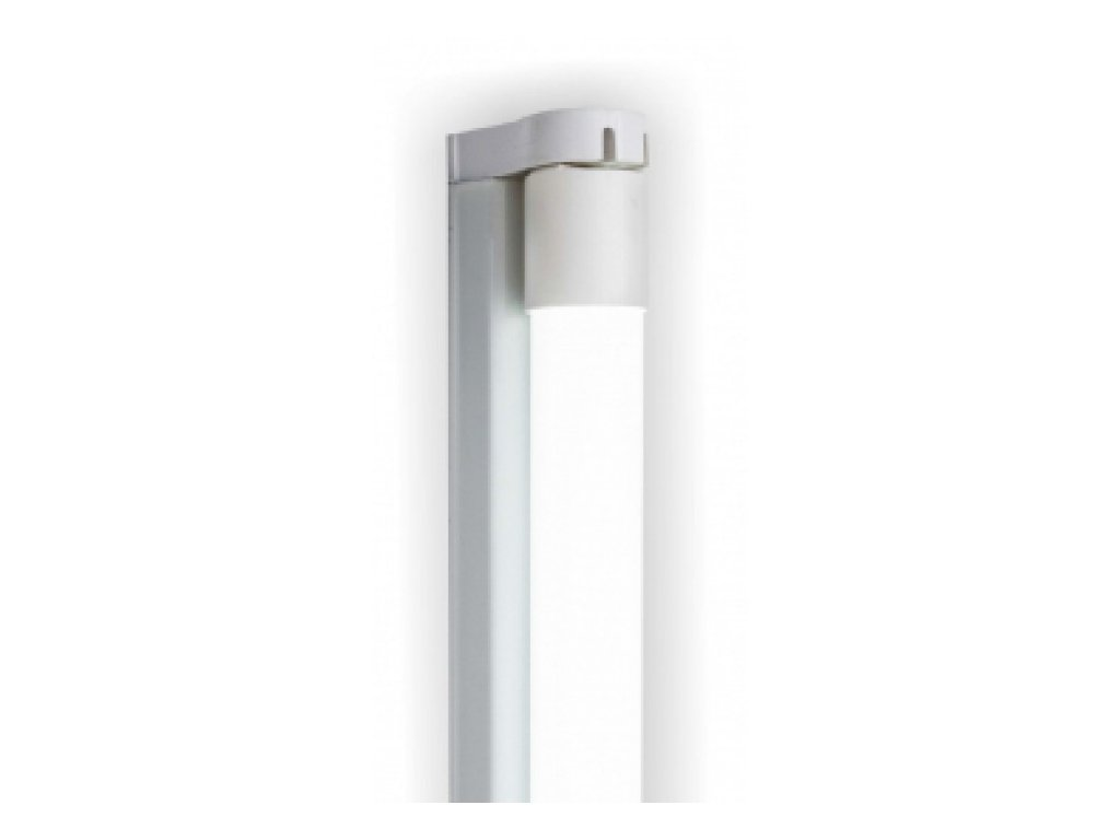LED trubice 120cm 18W s tělesem neutrální bílá