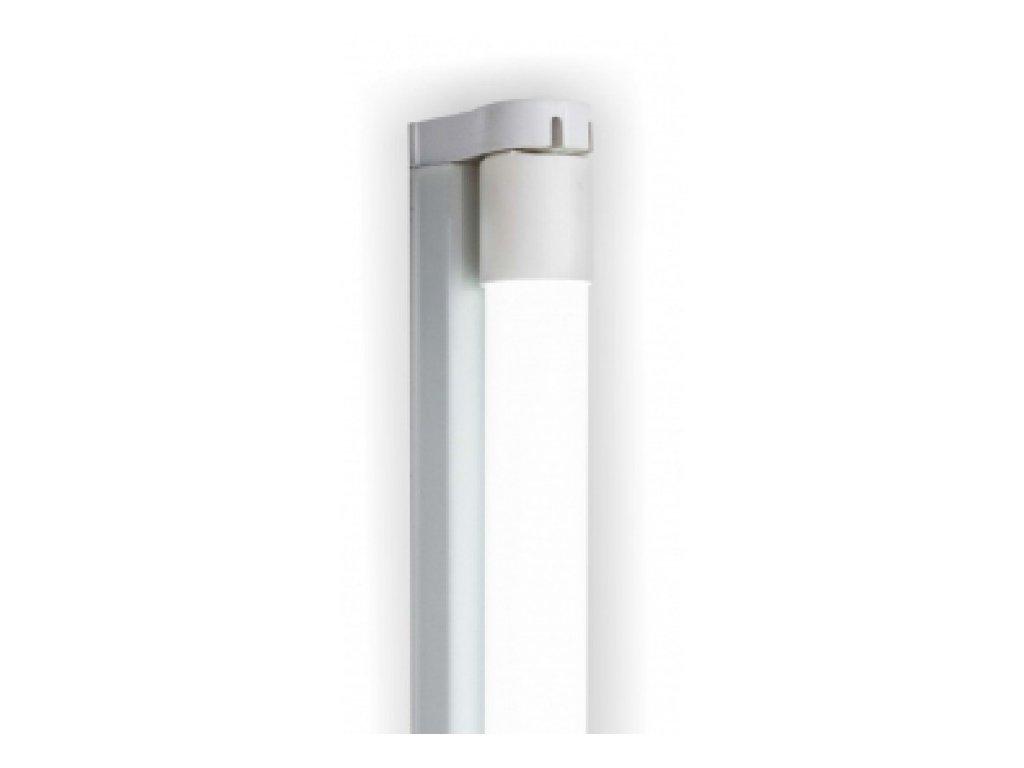 LED trubice 60cm 10W s tělesem teplá bílá