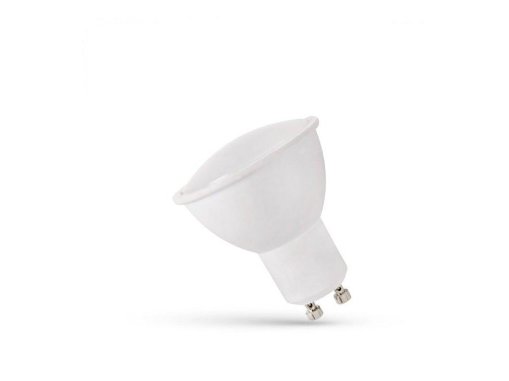 LED žárovka GU10 4W 300lm teplá bílá