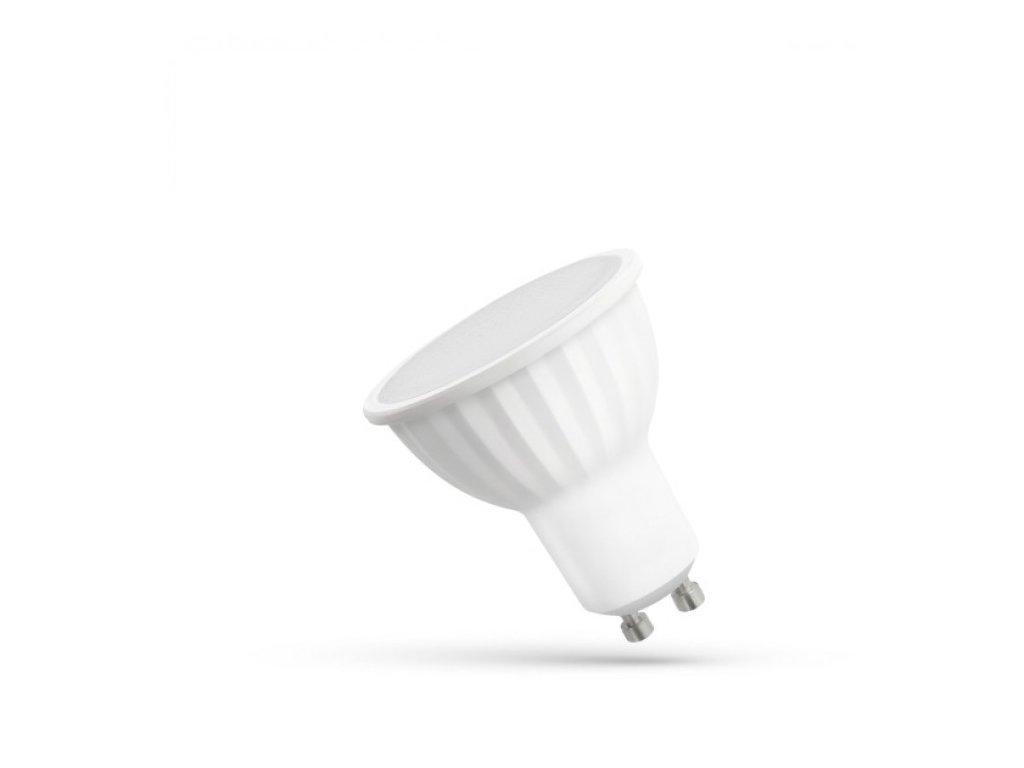 LED žárovka GU10 10W 780lm teplá bílá