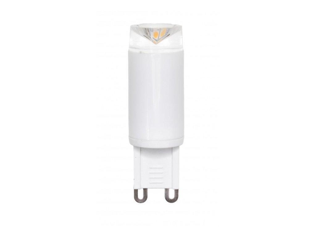 LED žárovka G9 3W 200lm teplá bílá
