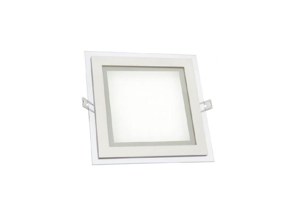 led sklo panel ctverec