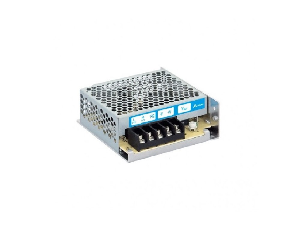 Napěťový zdroj modulový DELTA 12V, 35W, 2,92A, IP20, pro LED pásky