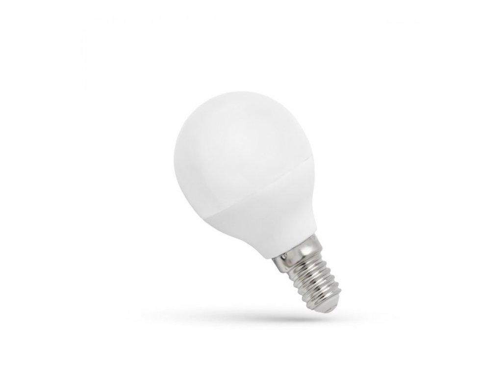 LED žárovka E14 4W 340lm teplá bílá